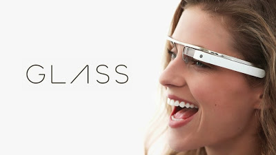 Google Unveils - Google Augmented Reality Glasses