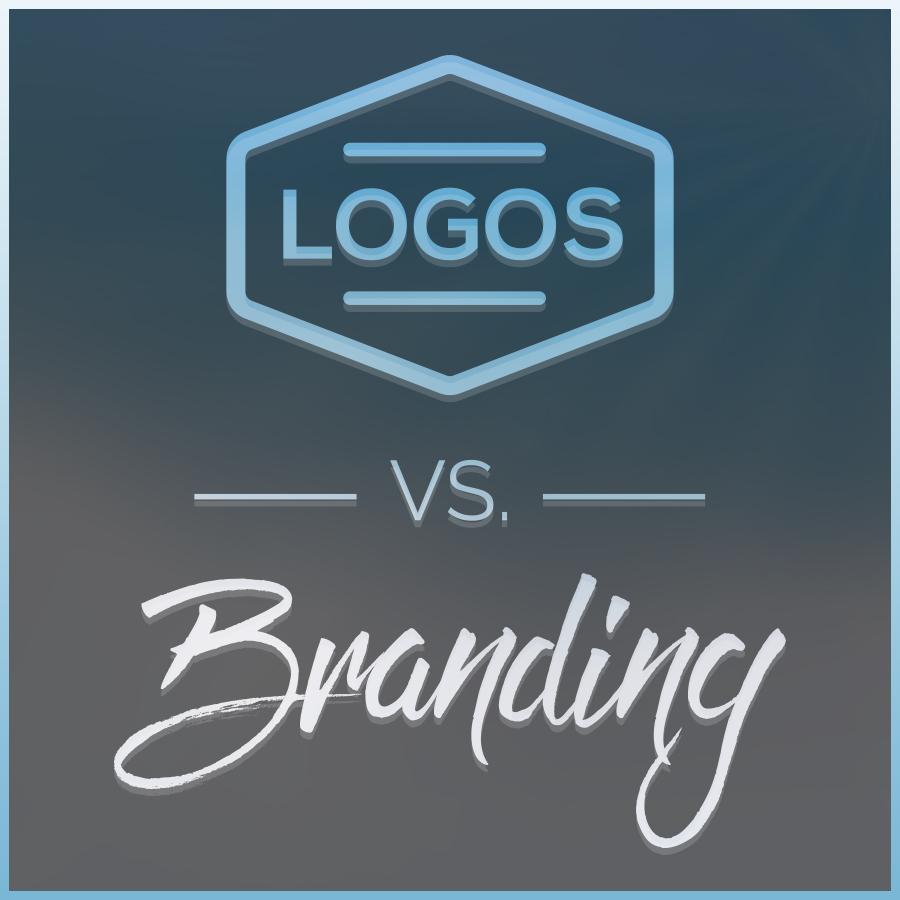 Logos vs Branding