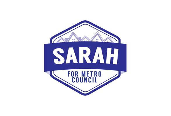 Sarah for Metro Council - Political Website