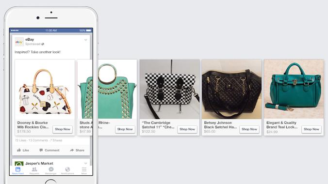 Dynamic Facebook Ad